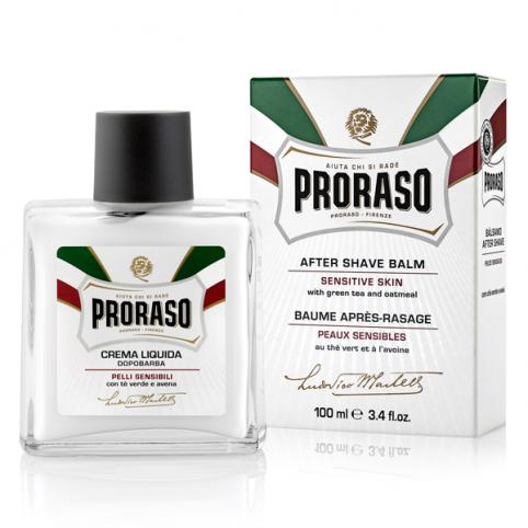 Proraso after shave balsamo te verde y avena 100ml - PRORASO. Perfumes Paris