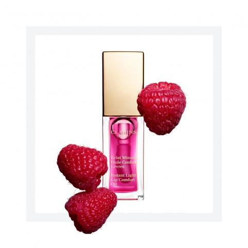 Eclat Minute Huile Confort Lèvres - 1 - CLARINS. Perfumes Paris