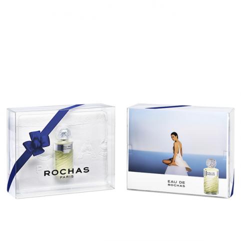 Set eau de rochas 100ml+toalla - ROCHAS. Perfumes Paris