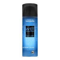 Wet Domination Gel Extreme Splash - L'OREAL PROFESSIONAL. Compre o melhor preço e ler opiniões.