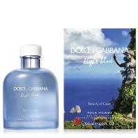 Dolce gabbana light blue pour homme beauty of capri edt 75ml - DOLCE & GABBANA. Compre o melhor preço e ler opiniões