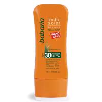 Leche Solar Aloe SPF30 - BABARIA. Compre o melhor preço e ler opiniões.