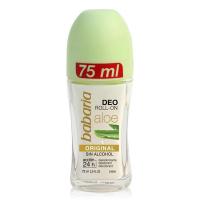Desodorante Aloe Vera Roll-On - BABARIA. Compre o melhor preço e ler opiniões.