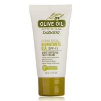 Crema Facial Hidratante SPF15 Aceite de Oliva - BABARIA. Compre o melhor preço e ler opiniões.
