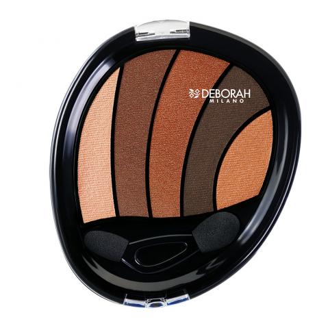 Perfect Smokey Eye Palette - DEBORAH. Perfumes Paris