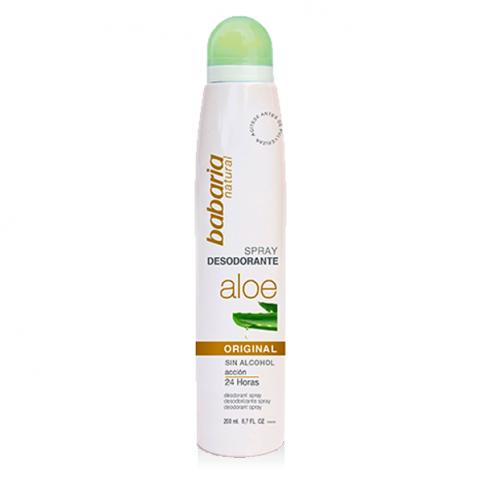 Babaria aloe desodorante 200ml - BABARIA. Perfumes Paris