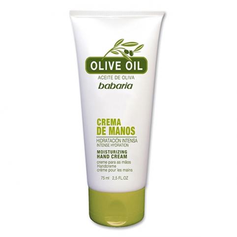 Babaria oliva crema manos 50ml - BABARIA. Perfumes Paris