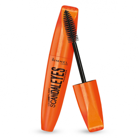 Rimmel mascara scandal eyes volum flash black 001 - RIMMEL. Perfumes Paris