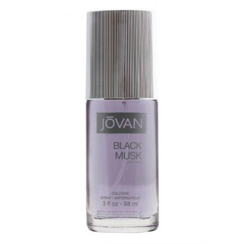 Jovan black musk men edc 88ml - JOVAN. Perfumes Paris