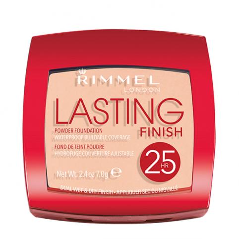 Rimmel lasting finish powder silky beige 03 - RIMMEL. Perfumes Paris