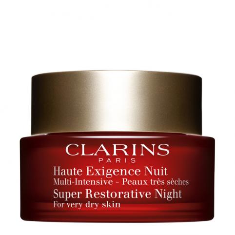 Clarins Multi-Intensiva Noche Crema Piel Seca 50ml - CLARINS. Perfumes Paris