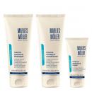 Marlies moller kit capilar 3 productos viaje cabello normal