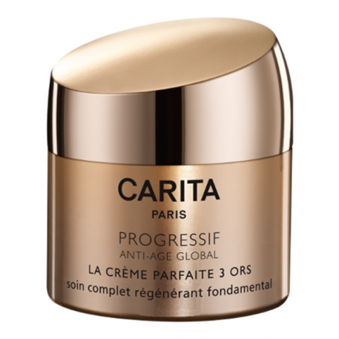 Progressif Anti-Age Global La Crème Parfait 3 Ors - CARITA. Perfumes Paris