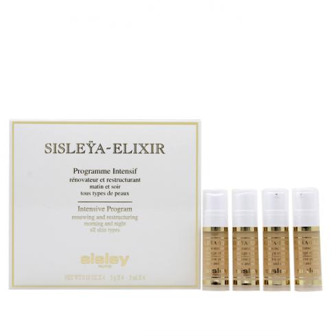 Sisley.intensive sisleya elixir 4 ampollas tt/piel - SISLEY. Perfumes Paris
