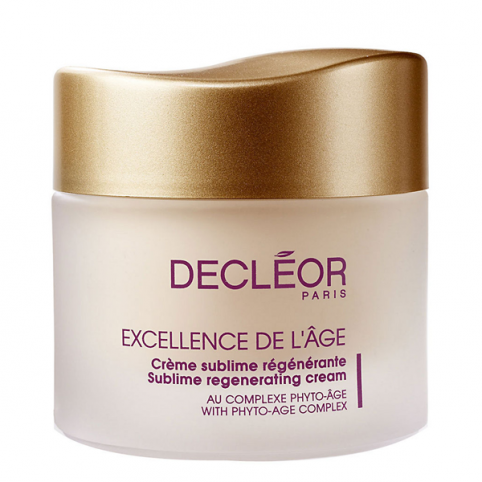 Antiedad Global Creme Sublime Regenerator - DECLEOR. Perfumes Paris