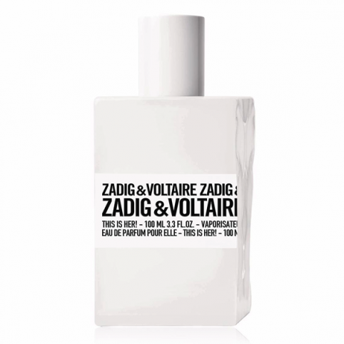 Zadig & voltaire this is her! edp 50ml - ZADIG & VOLTAIRE. Perfumes Paris