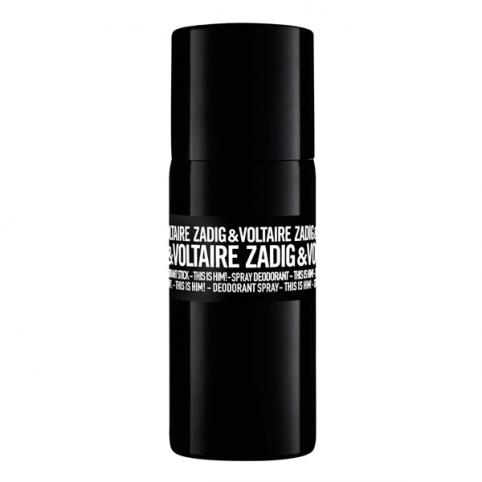 Zadig & voltaire this is him! deodorant stick 75ml - ZADIG & VOLTAIRE. Perfumes Paris