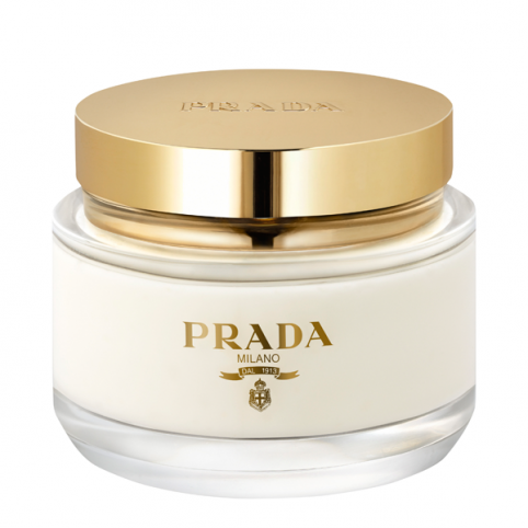 Prada la femme body cream 200ml - PRADA. Perfumes Paris