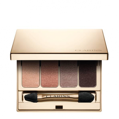 4-Colour Eyeshadow Palette - CLARINS. Perfumes Paris