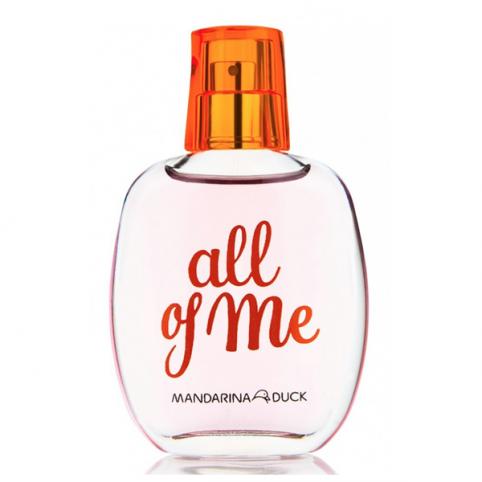 Mandarina duck all of me woman edt 100ml - MANDARINA DUCK. Perfumes Paris