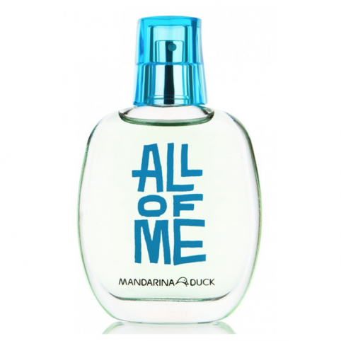 Mandarina duck all of me man edt 100ml - MANDARINA DUCK. Perfumes Paris