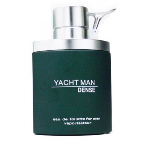 Yacht man dense for men edt 100ml - YACHT MAN. Perfumes Paris