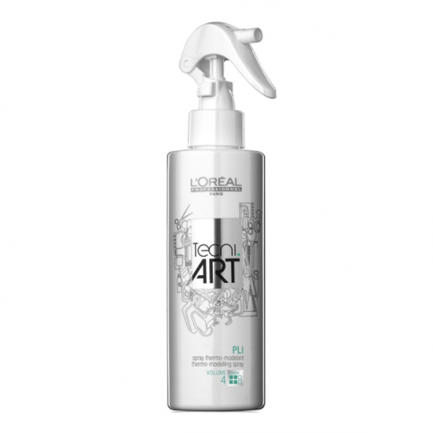 L'oreal tecni.art volume  pli shaper spray 200ml - L'OREAL PROFESSIONAL. Perfumes Paris