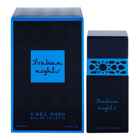 Arabian Nights for Him EDT - The Nights Collection. Perfumes Paris