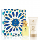 "Set eau de soir edp 100ml+body lotion 150ml ""azulejos"""