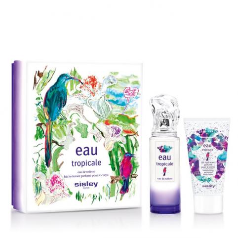 Set eau tropicale edt 50ml+body lotion 50ml - SISLEY. Perfumes Paris