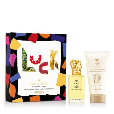 Set eau de soir edp 100ml+body lotion 150ml - SISLEY. Perfumes Paris
