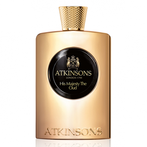 Atkinsons his majesty the oud edp 100ml - ATKINSONS. Perfumes Paris