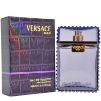 Versace man edt 100ml - VERSACE. Compre o melhor preço e ler opiniões