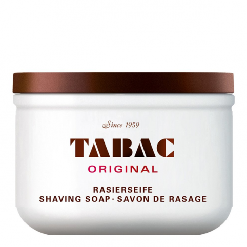 Tabac shaving soap bowl 125 grs. - TABAC. Perfumes Paris