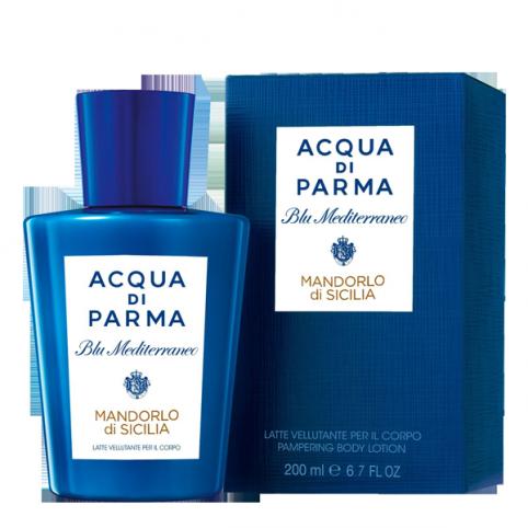 Blu Mediterraneo Mandorlo di Sicilia Body Lotion - ACQUA DI PARMA. Perfumes Paris