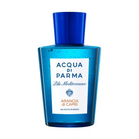 Blu Arancia di Capri gel - ACQUA DI PARMA. Perfumes Paris