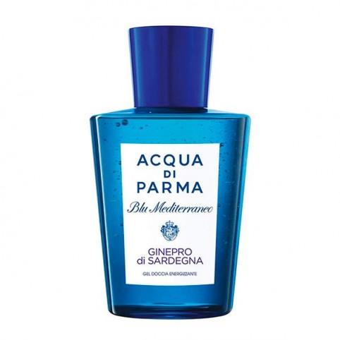 Blu Ginepro di Sardegna gel baño - ACQUA DI PARMA. Perfumes Paris