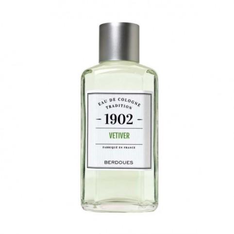 1902 Vetiver EDC - BERDOUES. Perfumes Paris