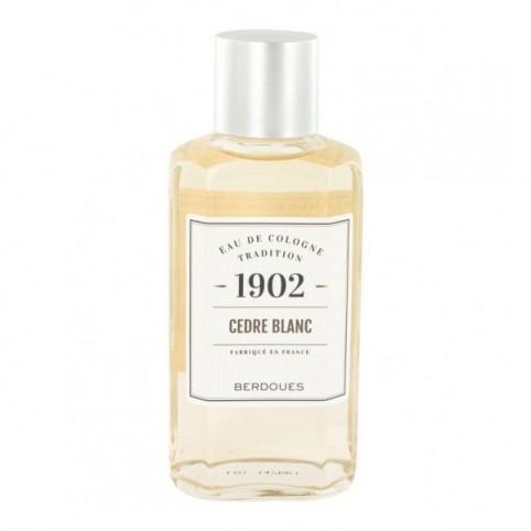 Berdoues 1902 eau de cologne cedro blanco 125 ml - BERDOUES. Perfumes Paris