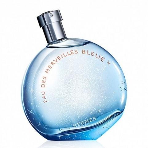Hermes eau des merveilles bleue edt 100ml - HERMES. Perfumes Paris