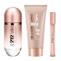 Set 212 Vip Rose 80ml - CAROLINA HERRERA. Compre o melhor preço e ler opiniões