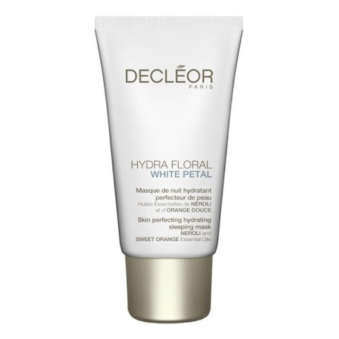 Decleor Hydra Floral White Petal Sleeping Mask - DECLEOR. Perfumes Paris