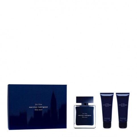 Set narciso rodriguez for him bleu noir edt 100ml+a/s+gel - NARCISO RODRIGUEZ. Perfumes Paris