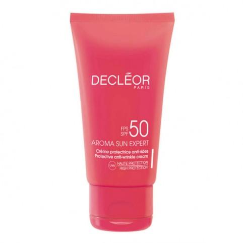 Decleor Aroma Sun Expert Crema Facial Anti-arrugas SPF 50 - DECLEOR. Perfumes Paris