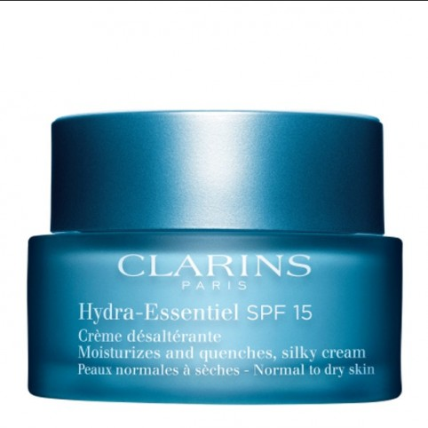 Clarins Hydra-Essentiel Crème Riche Pieles Normales - CLARINS. Perfumes Paris