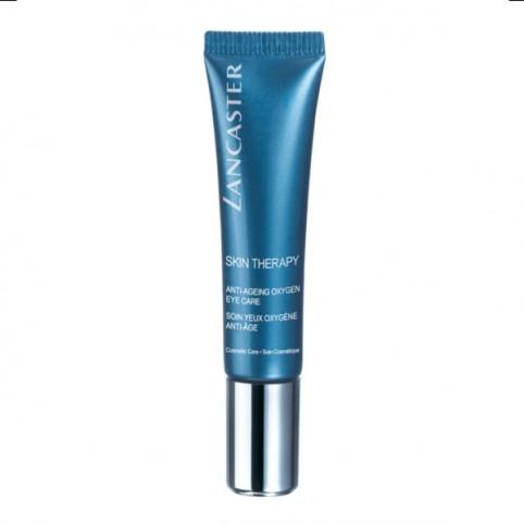 Crema Ojos Skin Therapy Antienvejecimiento Oxygen 15ml - LANCASTER. Perfumes Paris