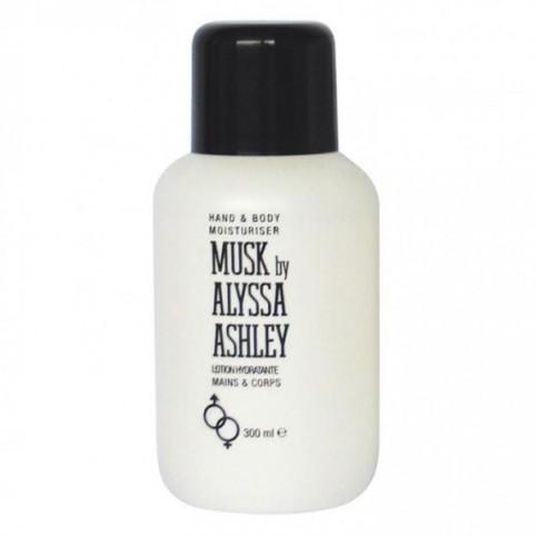 Alyssa ashley musk body lotion 300ml - ALYSSA ASHLEY. Perfumes Paris