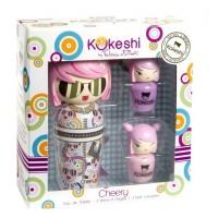 Set Kokeshi by Valeria Attinelli Cheery EDT - JESUS DEL POZO. Compre o melhor preço e ler opiniões.