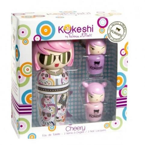 Set Kokeshi by Valeria Attinelli Cherry EDT - JESUS DEL POZO. Perfumes Paris