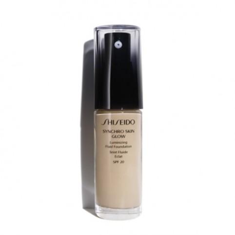 Shiseido Synchro Skin Glow Luminizing Fluid Foundation - SHISEIDO. Perfumes Paris